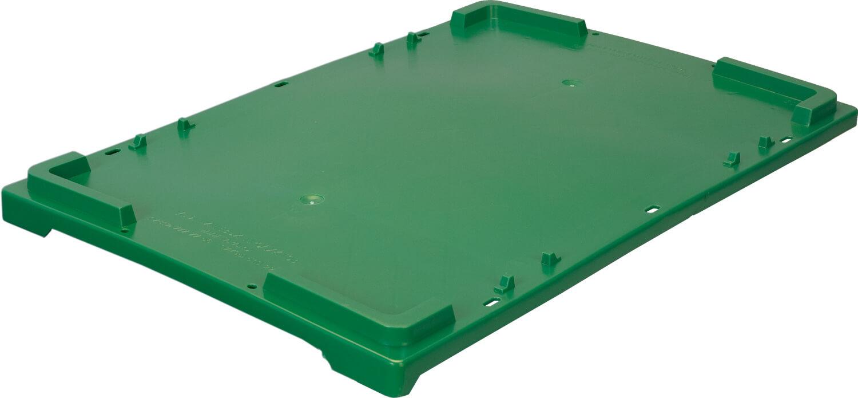 Пластиковая крышка для ящика 600х400x20